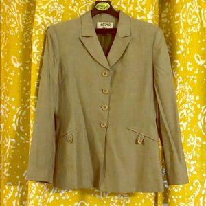 Kasper career work church suit jacket 🧥